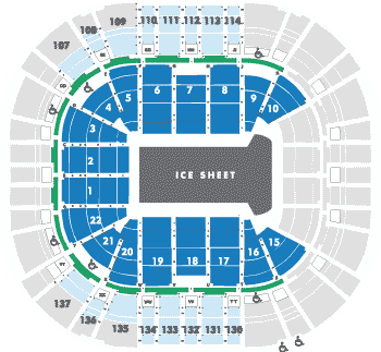 Ice Show Configuration